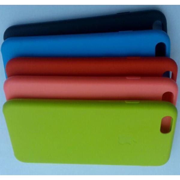 硅胶制品|硅胶+PC手机套|红色硅胶手机套