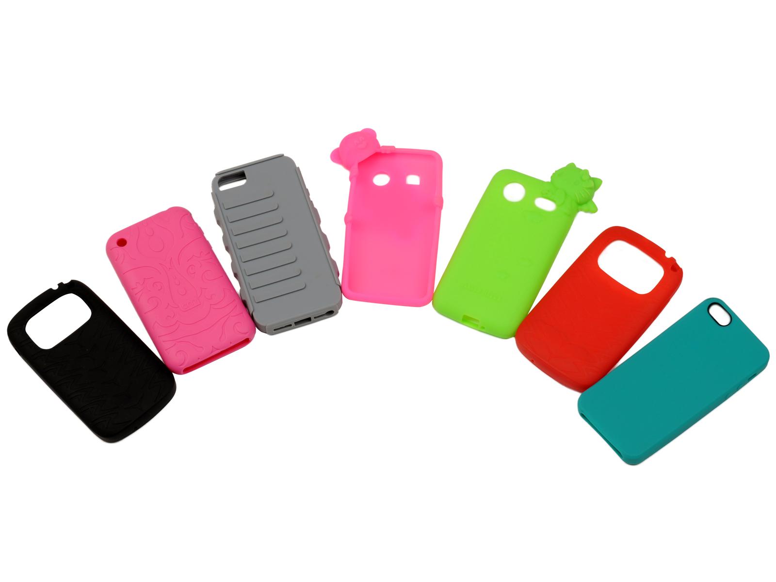 硅胶手机套,深圳硅胶手机生产厂