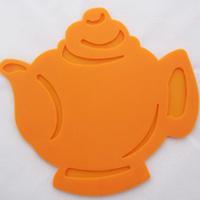 茶壶型硅胶隔热垫