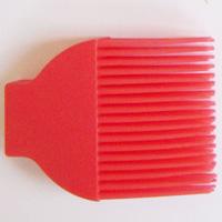 红色硅胶刷头