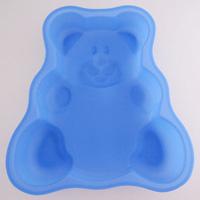 硅胶蛋糕杯|小熊蛋糕杯